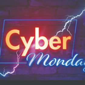 Cyber Monday Specials 2018
