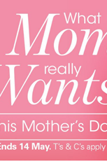 Find Specials || Edgars Mother's Day Specials