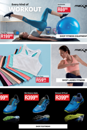 Find Specials || Mr Price Sport Promotions
