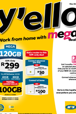 Find Specials || MTN Yello Trader Deals Booklet May