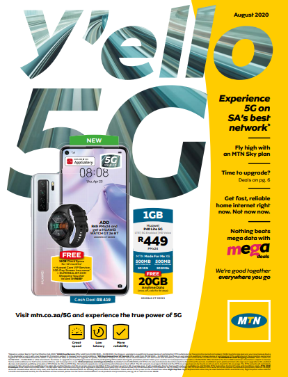Mtn Deals And Promotions 01 Aug 2020 31 Aug 2020 Black Friday Specials Catalogues Deals Promotions Sale