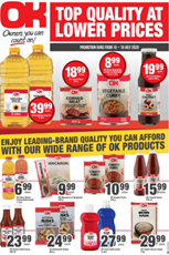 Find Specials || OK Foods Specials Catalogue