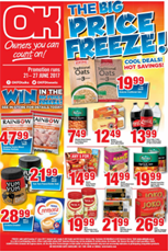 Find Specials || OK Foods Specials Catalogues