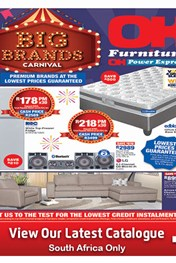 Find Specials || OK Furniture Big Brands Sale
