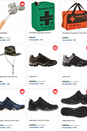 Find Specials || Outdoor Warehouse specials