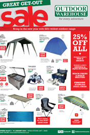 Find Specials || Outdoor Warehouse January Sale