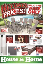 Find Specials || House and Home HeyDay Deals