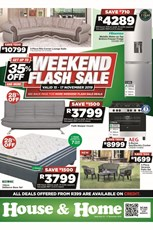 Find Specials || House and Home Flash Sale