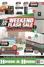 Find Specials || House and Home Weekend Flash Sale