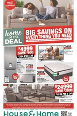 Find Specials || House and Home Specials Catalogue