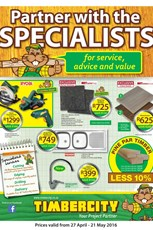 Find Specials || TimberCity Specials