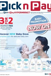 Find Specials || Pick n Pay Baby Promotion