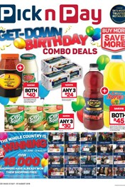 Find Specials || Pick n Pay Combo Deals