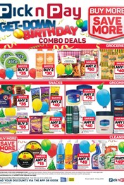 Find Specials || Pick n Pay Combo Birthday Specials