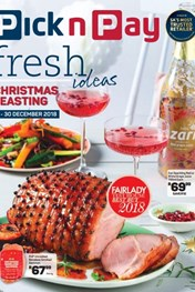 Find Specials || Eastern Cape Pick n Pay Christmas Deals 2018