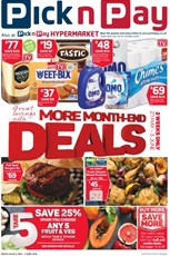 Find Specials || Eastern Cape Pick n Pay Specials