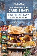 Find Specials || Pick n Pay Fathers Day Deals