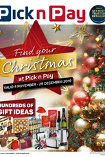 Find Specials || Pick n Pay Find Your Christmas Specials