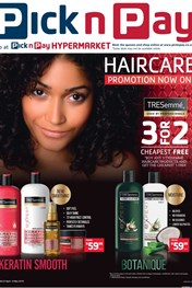 Find Specials || Pick n Pay Health and Beauty Promotion