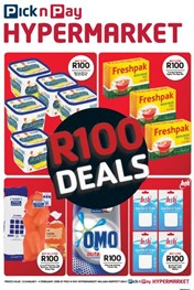 Find Specials || EC Pick n Pay Hypermarket R100 Combo Deals