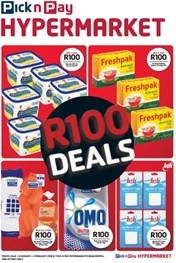 Find Specials || WC Pick n Pay Hypermarket R100 Promotion