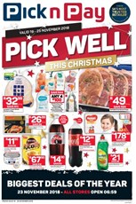 Find Specials || Inland Pick n Pay Pick Well Christmas Specials