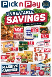Find Specials || Inland PnP Unbeatable Savings