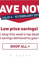 Find Specials || Pick n Pay Low Price Savings