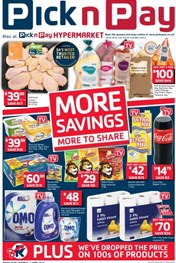 Find Specials || KZN Pick n Pay More Savings