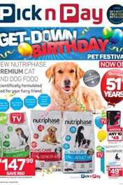 Find Specials || Pick n Pay Pet Promotion