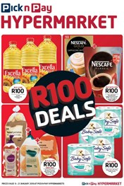 Pick n Pay Hypermarket R100 Specials
