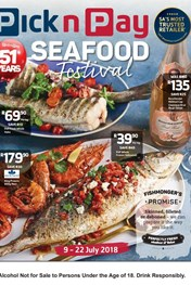 Find Specials || Eastern Cape Pick n Pay Seafood Deals