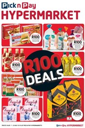 Find Specials || Western Cape Pick n Pay R100 Specials