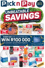 Find Specials || KZN Pick n Pay Savings
