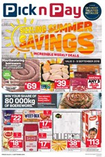 Find Specials || KZN Pick n Pay Sizzling Summer Specials
