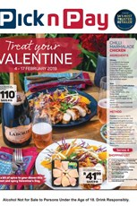 Find Specials || KZN PnP Valentine's Day Deals