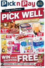 Find Specials || KZN Pick n Pay Christmas Specials