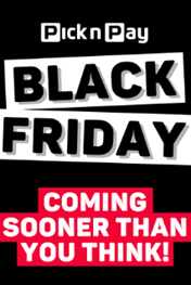 Pick n Pay Black Friday 2019 Specials