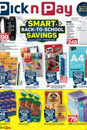 Pick n Pay - Back to School