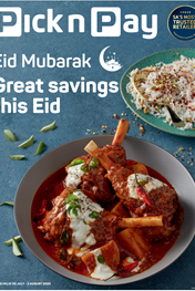 Find Specials || EC Pick n Pay Eid Mubarak Promotion
