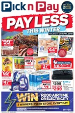 Find Specials || PnP EC Pay Less This Winter Deals