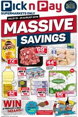 Find Specials || EC PnP Massive Savings Promotion