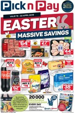 Find Specials || EC PnP Easter Specials