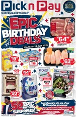 Find Specials || EC PnP Epic Birthday Promotions