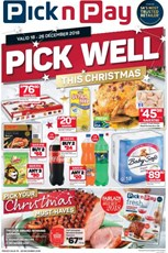 Find Specials || Eastern Cape Pick n Pay Pick Well Christmas Deals