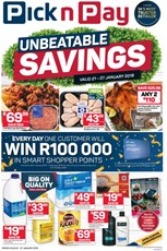 Find Specials || Eastern Cape Pick n Pay Unbeatable Savings