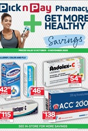 Find Specials || Pick n Pay - Healthy Savings