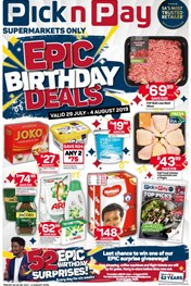 Find Specials || Inland PnP Epic Birthday Deals