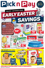 Find Specials || Inland PnP Easter Specials
