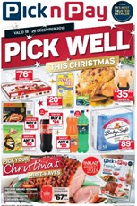 Find Specials || Inland Pick n Pay Pick Well Christmas Deals